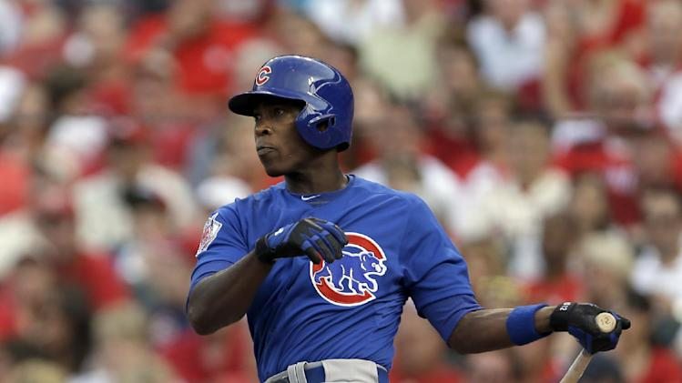 Samardzija pitches Cubs past Cardinals 4-2