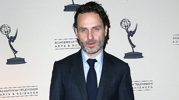 5 Things You Don&#39;t Know About Andrew Lincoln