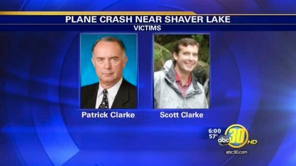 Father and son killed in Shaver Lake crash