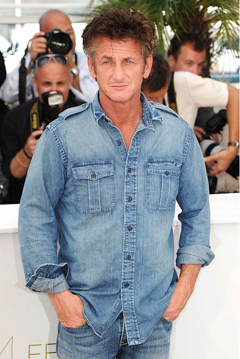 Sean Penn Cannes