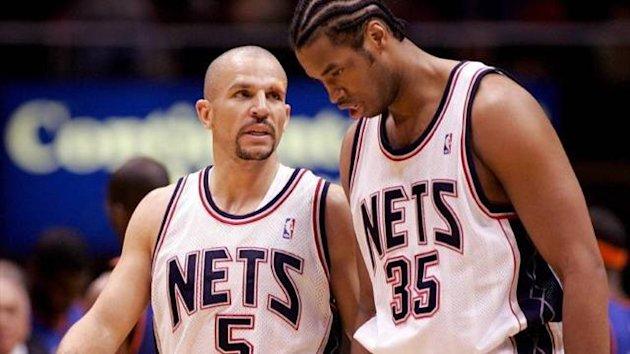 2006 NBA, New Jersey Nets, Jason Kidd, Jason Collins (imago)