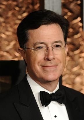 Stephen Colbert, Jack White cut a record together