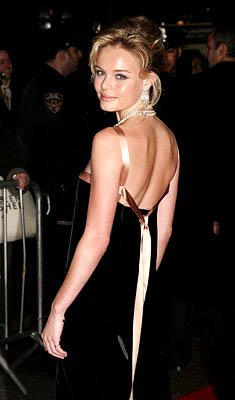 Premiere: Kate Bosworth at the NY premiere of Lions Gate's Beyond the Sea - 12/8/2004