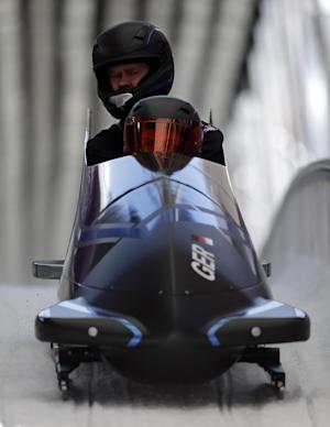 Bobsled, skeleton training starts for Sochi Games