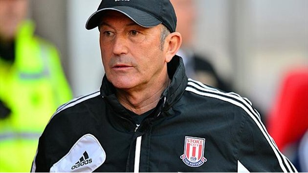 Premier League - Pulis disappointed to leave Stoke