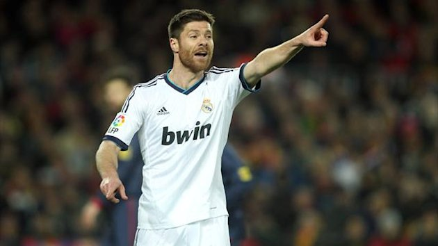 FOOTBALL - 2012/2013 - Real Madrid - Xabi Alonso