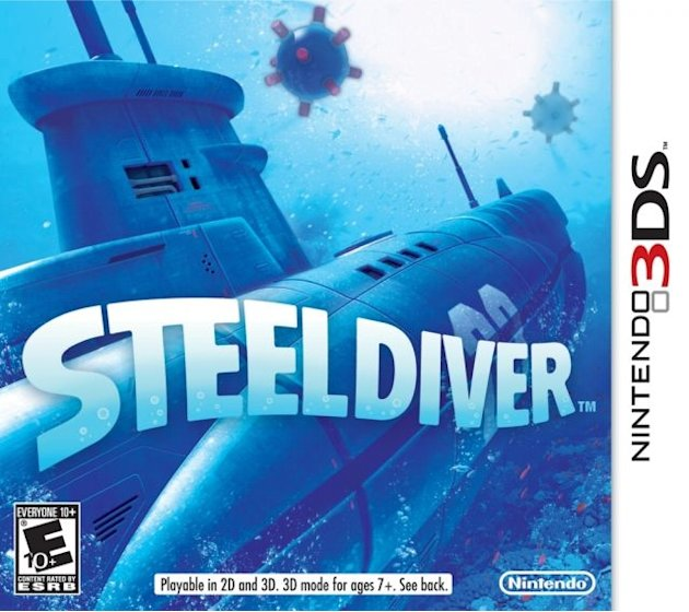 'Steel Diver' to become Nintendo's first free-to-play game