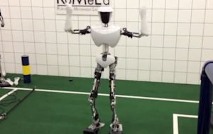 The Robot That Performs Gangnam Style Better Than You