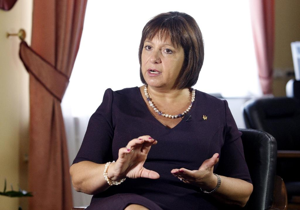 Natalie Jaresko: 'hero minister' who won round Ukraine's creditors