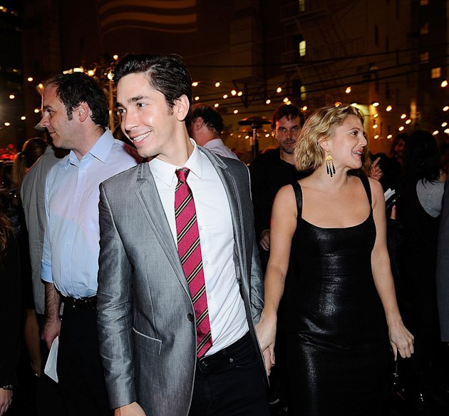 Whip It LA Premiere 2009 Justin Long Drew Barrymore