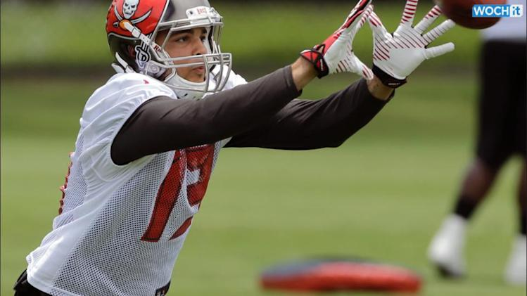 Mike Evans' Agent Says NFL Knew About Fight Before '14 Draft