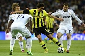 Hummels praises 'unbelievable' Dortmund victory against Real Madrid