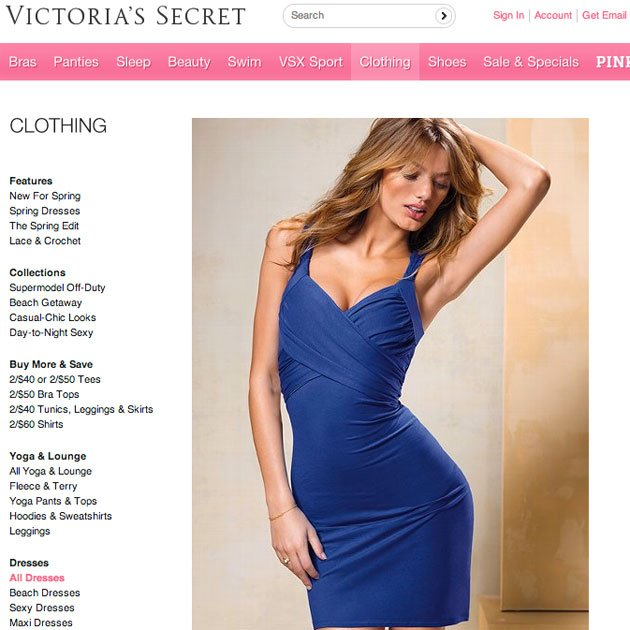 Victoria's Secret Uses Heavy Handed Photoshop AGAIN photo 2