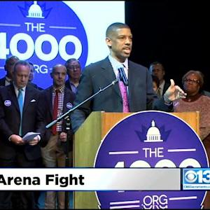 Sacramento Kings Arena Supporters Unveil 4,000 Initiative Against Vote