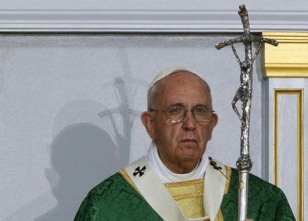 Pope Francis met with gay couple in U.S. visit