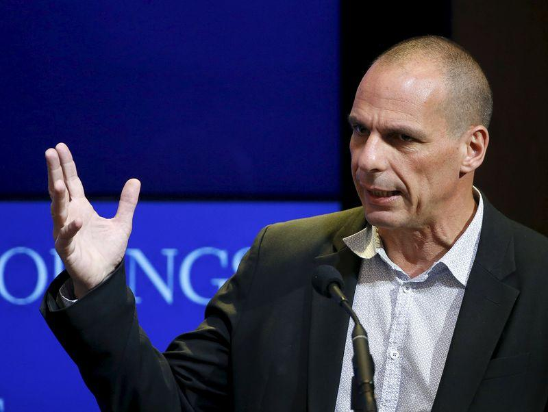 Greece's Varoufakis warns of Grexit contagion
