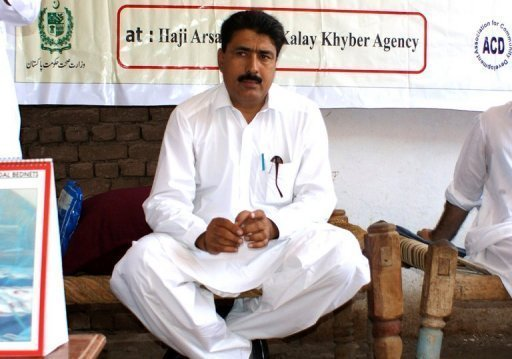 Pakistani surgeon Shakeel Afridi is pictured in 2010. Pakistani authorities on Wednesday said that they feared the doctor recruited by the CIA to help find Osama bin Laden could be killed and demanded he be transferred to a more secure prison