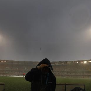 Rain forces First T20 to be abandoned