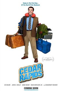 Poster of Cedar Rapids