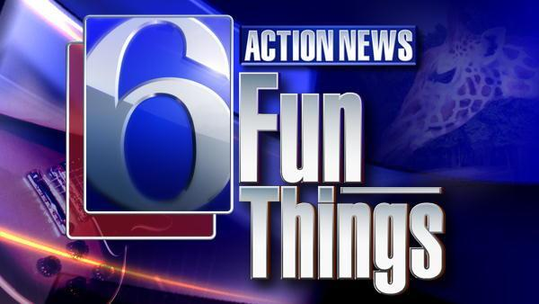 6 fun things for the weekend!