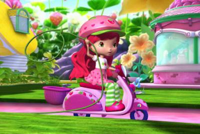 """Strawberry Shortcake's Berry Bitty Adventures: ""Happy First Frost"" on The Hub Monday, 12/3 at 1pm"