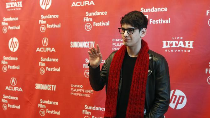 """Actor Bennett attends the premiere of """"Me and Earl and the Dying Girl"""" at the Sundance Film Festival in Park City, Utah"""