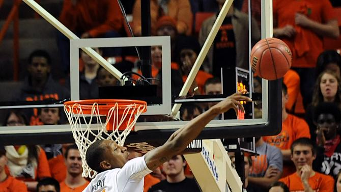 Smart's career night paces OSU over Memphis 101-80