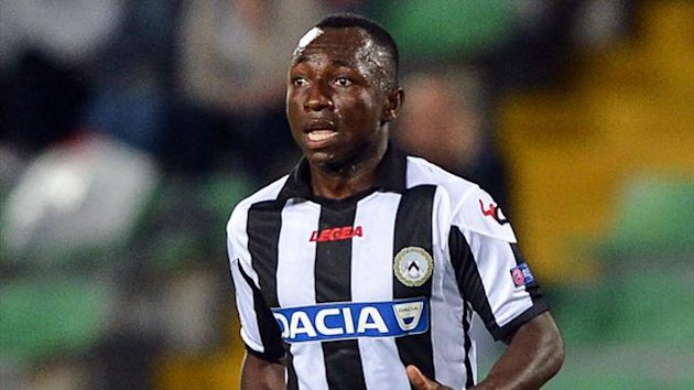 Pablo Armero at Udinese (AFP)