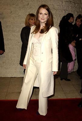 Julianne Moore at the LA premiere of Paramount Pictures and Miramax Films' The Hours