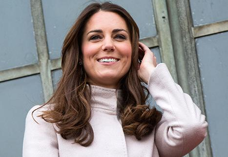 Kate Middleton Donates Baby Hamper to Charity After Pregnancy Announcement
