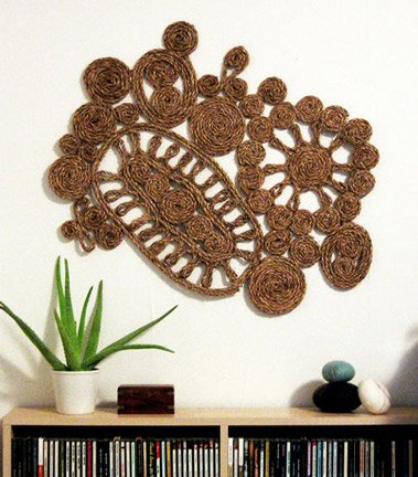 Rope Wall Art
