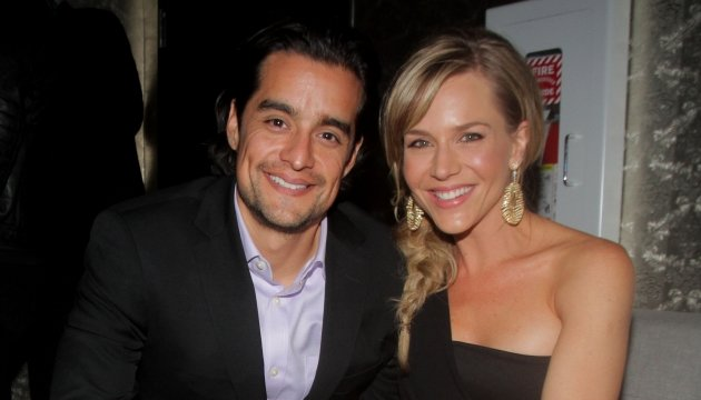 Rich Orosco and Julie Benz …