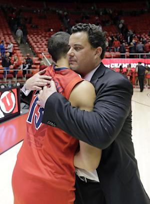 No. 4 Arizona escapes with 67-63 win at Utah in OT