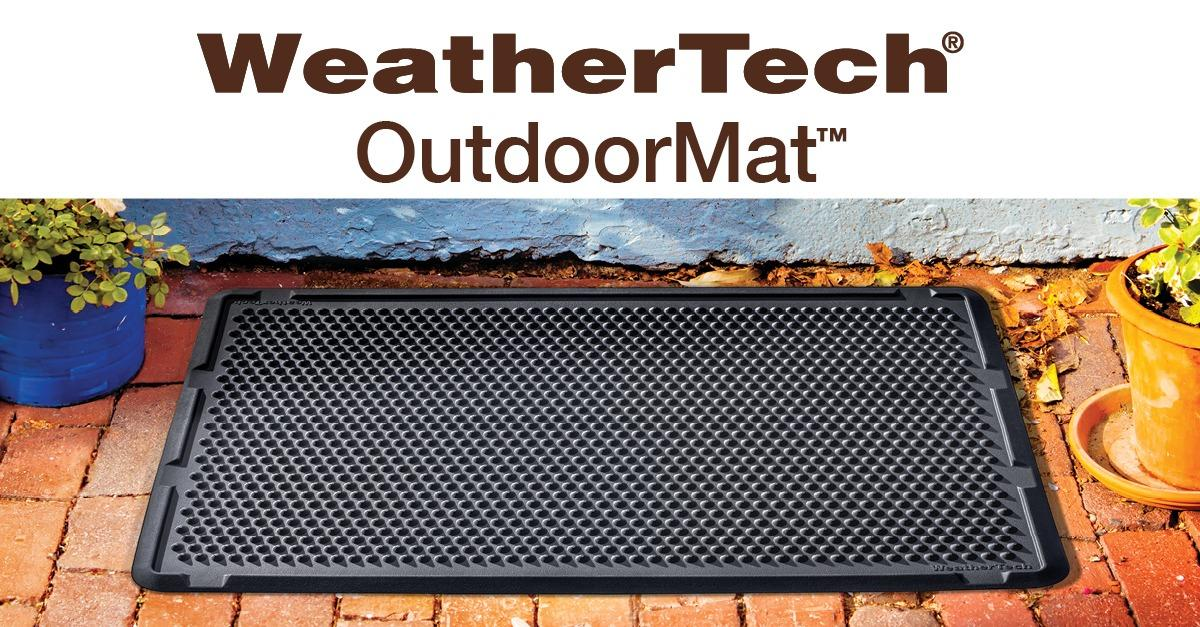 WeatherTech® OutdoorMat™