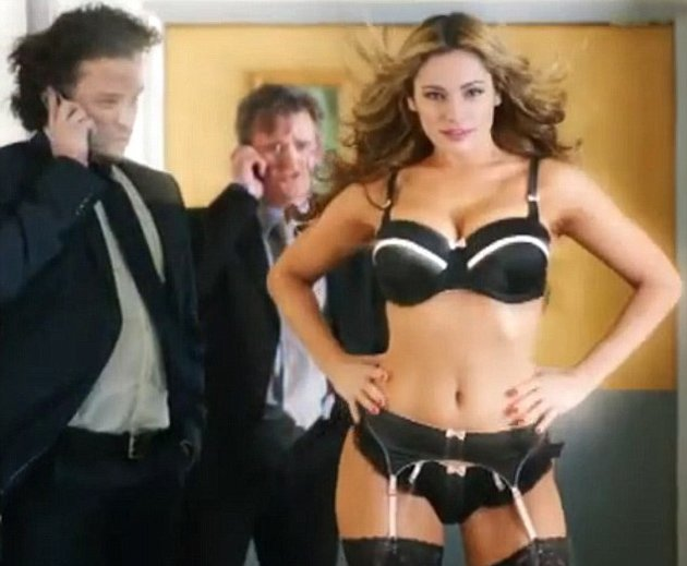 Kelly Brook, Keith Lemon the Film