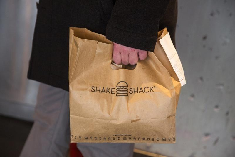 Fancy fast food shares surge in U.S. as Shake Shack draws shorts