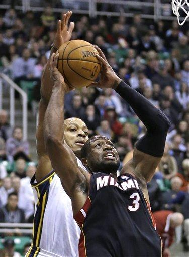 Jefferson, Hayward help Jazz stop Heat 104-97