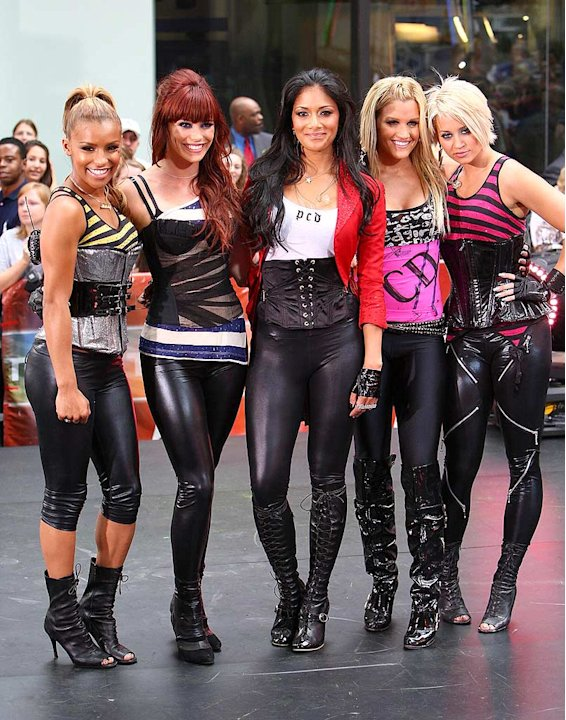 Pussycat Dolls Today Show