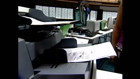 Voting machines receive final test before upcoming election