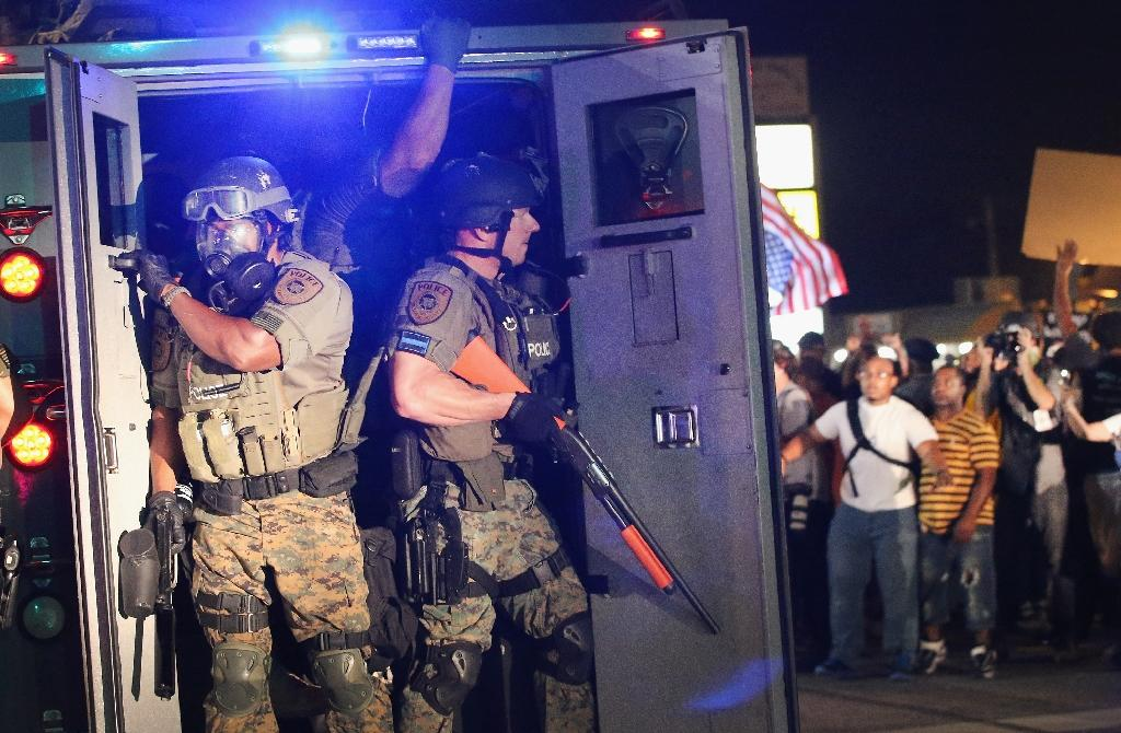 Police actions inflamed Ferguson tensions: official report