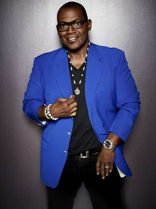Judge, Randy Jackson on Season …