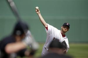 With only 1 regular, Yankees beat Red Sox 5-2