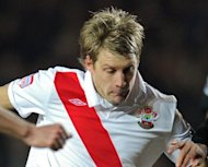 Southampton defender Dan Harding, pictured in 2011, on Saturday became the fourth signing in a week as Championship side Nottingham Forest continued to build for the new season