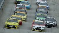 Chase Grid: Field cut to 12 heading to Charlotte