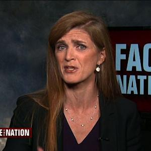 Amb. Power: Other nations will join U.S. in airstrikes against ISIS