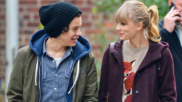 Harry Styles On Taylor Swift Split