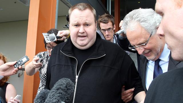 Megaupload Problems Before Relaunch