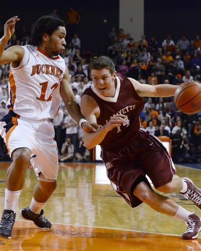 Bucknell wins Patriot League tourney, NCAA berth