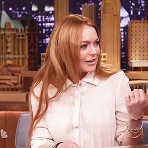 Lohan Talks Possible 'Mean Girls' Reunion