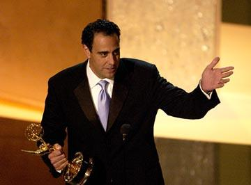 Brad Garrett 55th Annual Emmy Awards - 9/21/2003